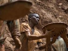 Pure Congo gold