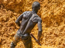 buy cheap African gold