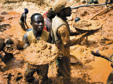 african gold prices